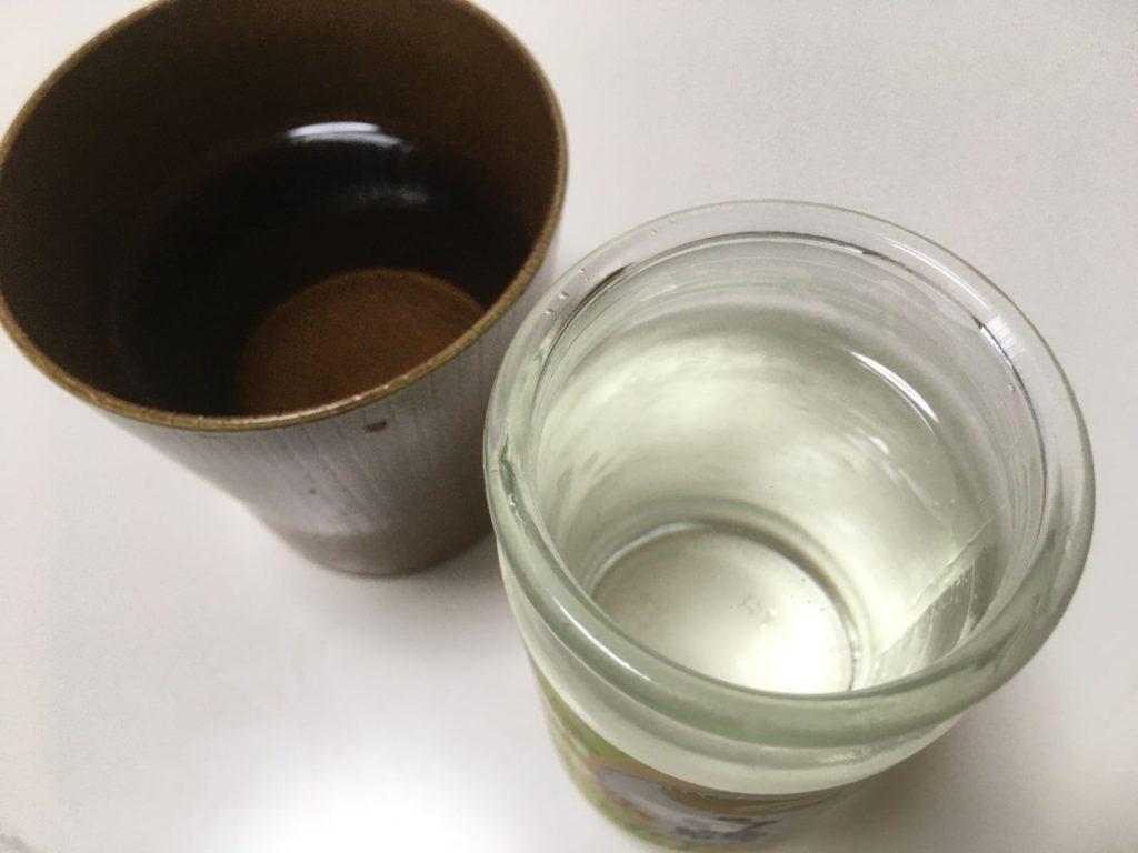 白鶴グリーンラベル_色味