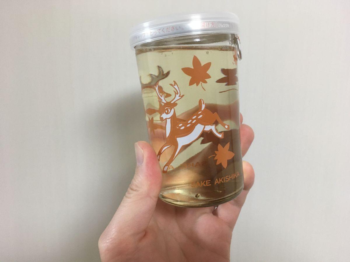 秋鹿バンビカップ純米_top